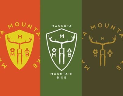 Maskota Mountain Bike Team Logotype