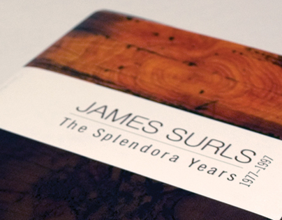 """James Surls: The Splendora Years""–Print & Book Making"