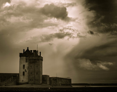 Brought Ferry Castle Dundee