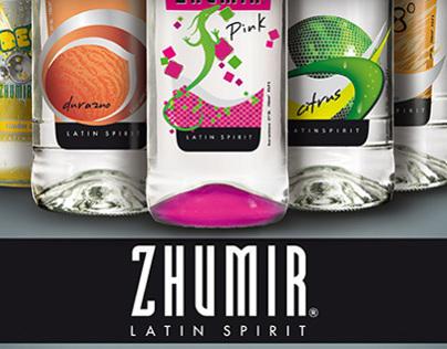 ZHUMIR LATIN SPIRIT ADVERTISING COMUNICACIÓN LICORES