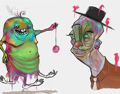 Fun Illustration