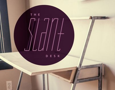 The Slant Desk