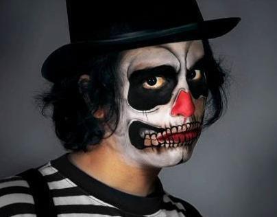 Clown Photoshoot