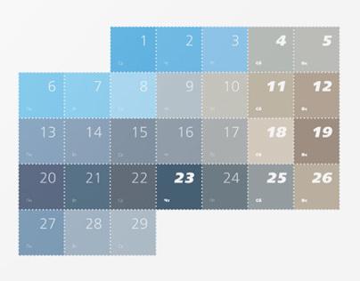 ТЛЗ | Календарь 2012