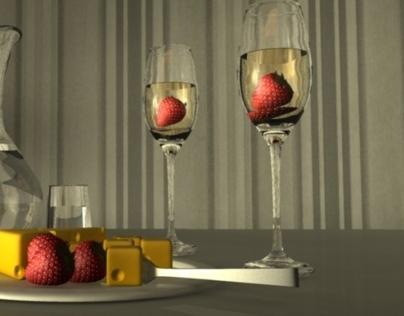3D modeling, Lighting, Shading
