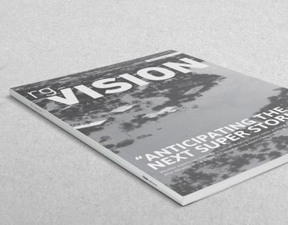 RGVision Magazine | Editorial Design