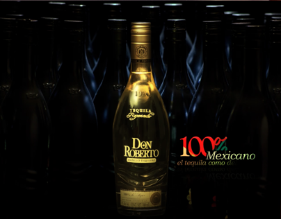 TV spot for Don Roberto Tequila