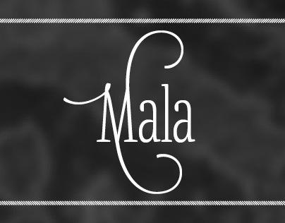 Mala | cartography dedicated type family