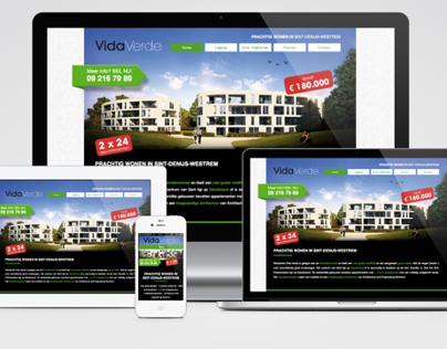 Website - Vida Verde