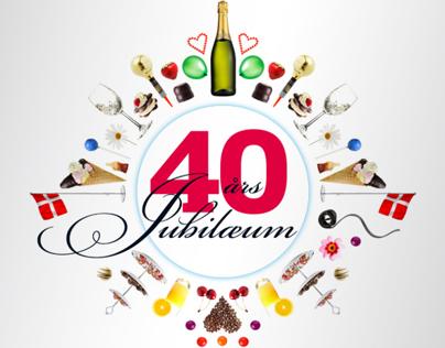 Bilka, 40th Anniversary