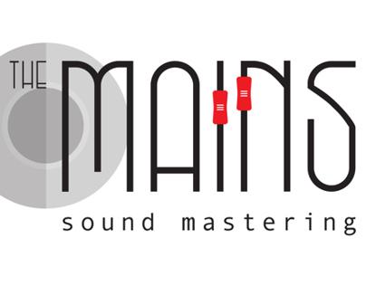 The Mains Studio Branding