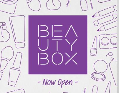 Beauty Box Retail Design
