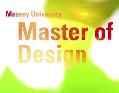 Masters Exhibition Studio Showcases