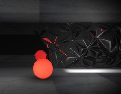 Distance between the edges (real-time motion graphics)