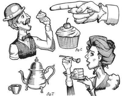 Bakery Site Illustration, 2013