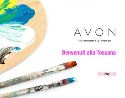 Avon Proyect Layout. Interactive Audio/Video Pdf