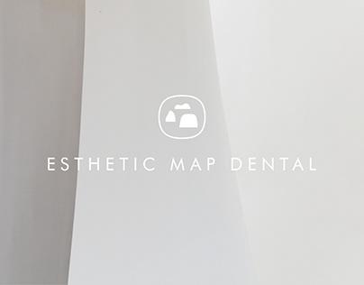 美學地圖牙醫診所   #品牌識別提案
