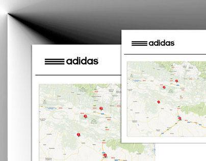 Adidas Localizaciones