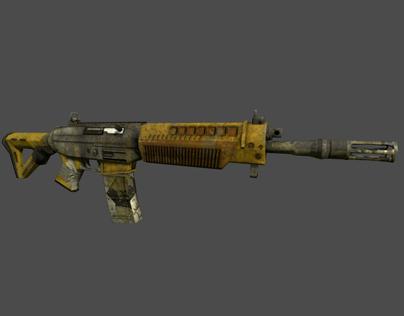 Swat-556 Game Model