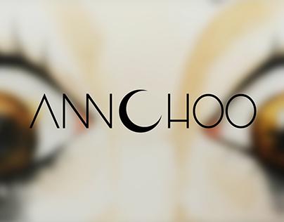 Logo for ANNCHOO brand