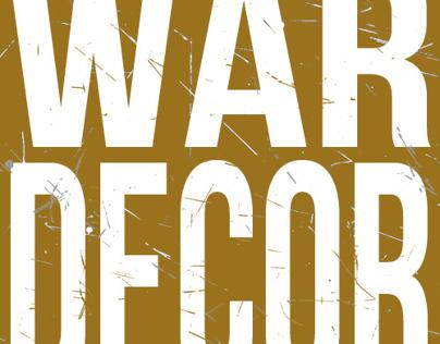 War Decor