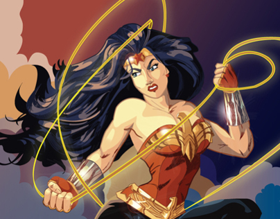 Wonder Woman cover