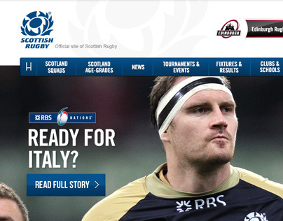 Scottish Rugby Union (Official)