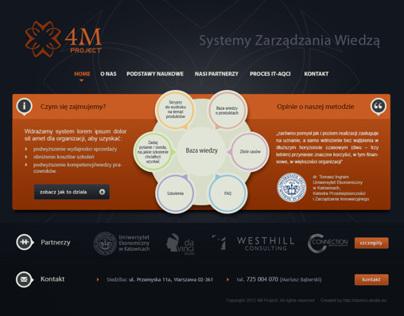 4M Project - CI & WWW Design