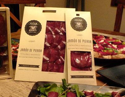 Línea de productos de charcutería Gourmet saludable.