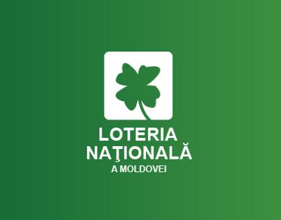 Moldova National Lottery Logo