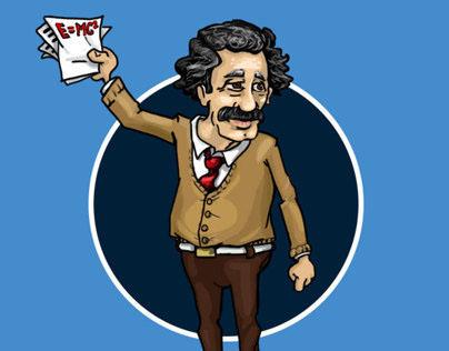 Einstein Character Study