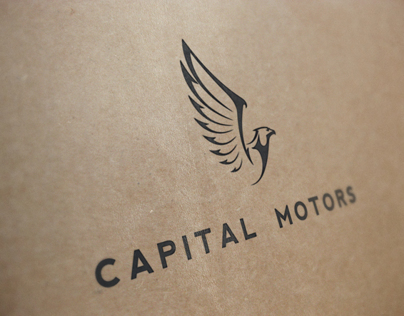 Capital Motors Branding & website