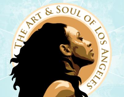 2012 Levitt LA Calendar Cover