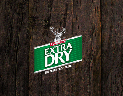 Lion Beer -Toohey's Extra Dry