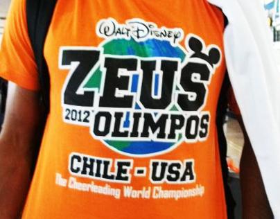 Shirt -  Team Olimpos All Stars 2011 al 2013