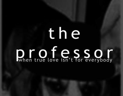 The Professor. A photo drama.