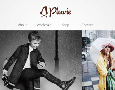 Pluvie - Wet Fashion