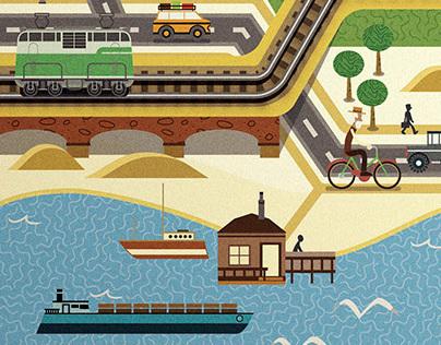 Matkaan / Urban Planning