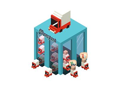 City Builder UI/UX