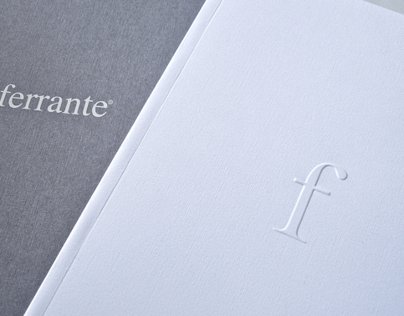 Ferrante™ SS'14 Collection | Product Catalogue
