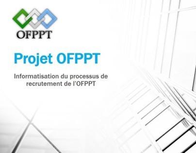 Projet OFPPT