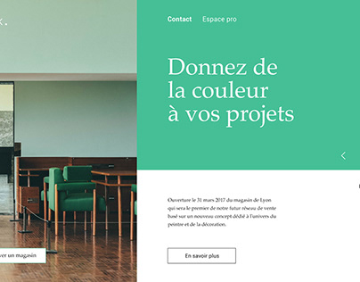 DECO Website