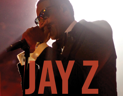 JAY Z at Carnegie Hall Promotional Poster
