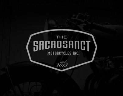 The Sacrosanct Motorcycles