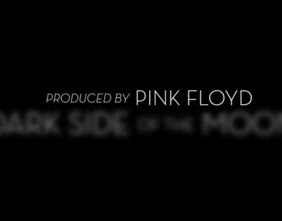 "Pink Floyd's ""Money"" Type Video"