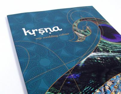 Krsna Colour Book
