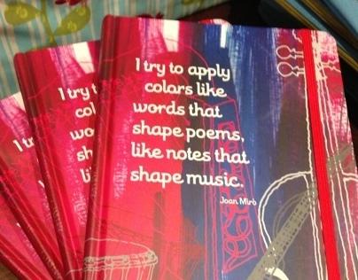 Journal Cover Design for Barnes & Noble