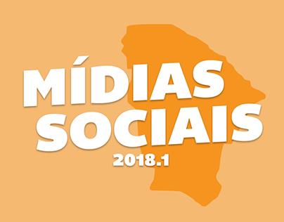 Mídias Sociais - Governo do Estado do Ceará