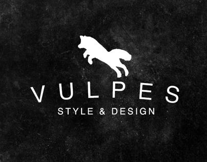 VULPES Style & Design - Logo & Identity