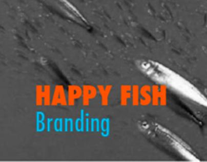 Happy Fish l Simple Branding